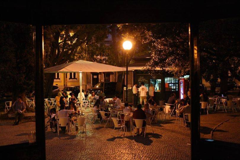 Hamburgueria da Parada - Kiosque Burger - Street Food - Lisbonne