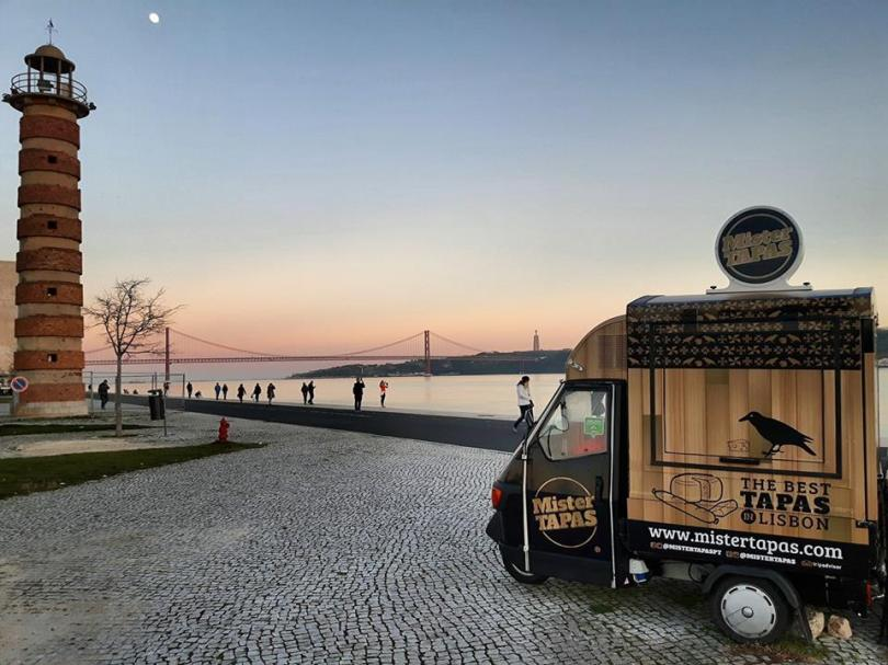 Mister Tapas - Food truck tapas - Street Food - Lisbonne