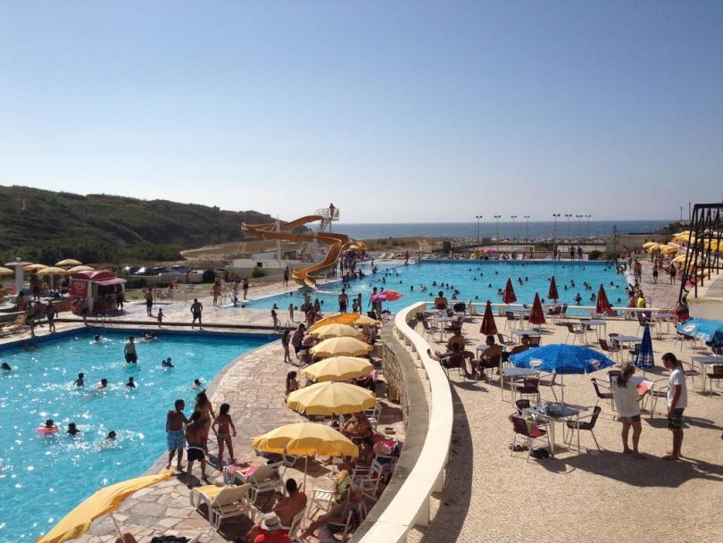 Sintra Sol - Piscine Praia das Macas - Sintra - Lisbonne