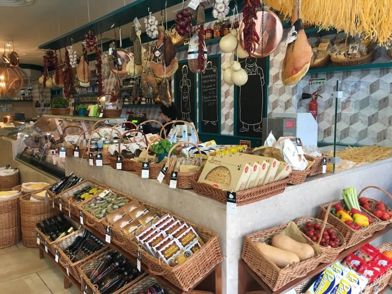 Il Mercato - Epicerie fine italienne - Lisbonne