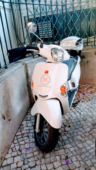Scooter 125 Kymco - French Connection LX