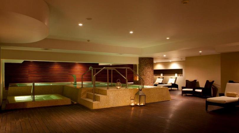 Piscines interieures - Longevity Spa - Corinthia Lisboa Hotel - Lisbonne