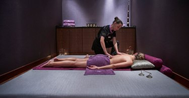 Salle de Massage - Spa PortoBay Liberdade - Hotel 5 etoiles - Lisbonne