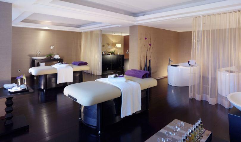 Salle de Massage avec Jacuzzi - Spirito Spa - Sheraton Lisbonne