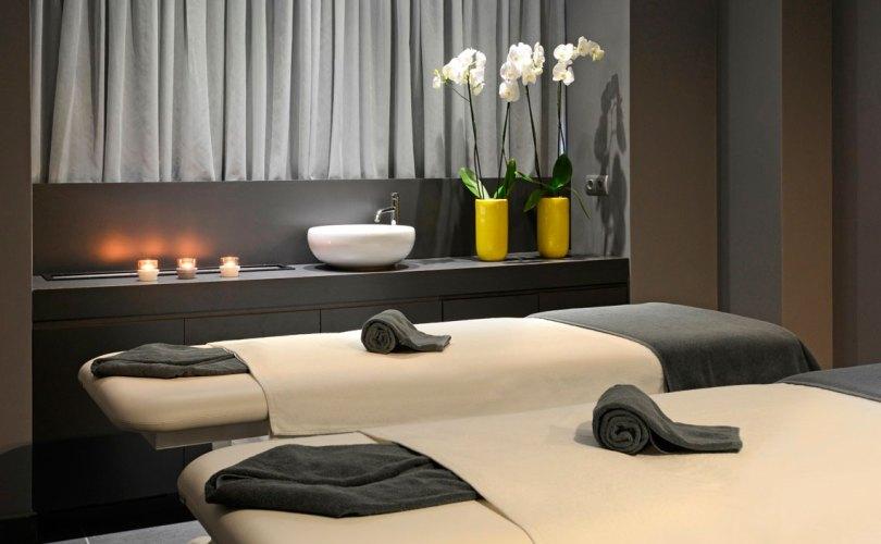 Salle de massage du GSpa - Altis Grand Hotel - Lisbonne