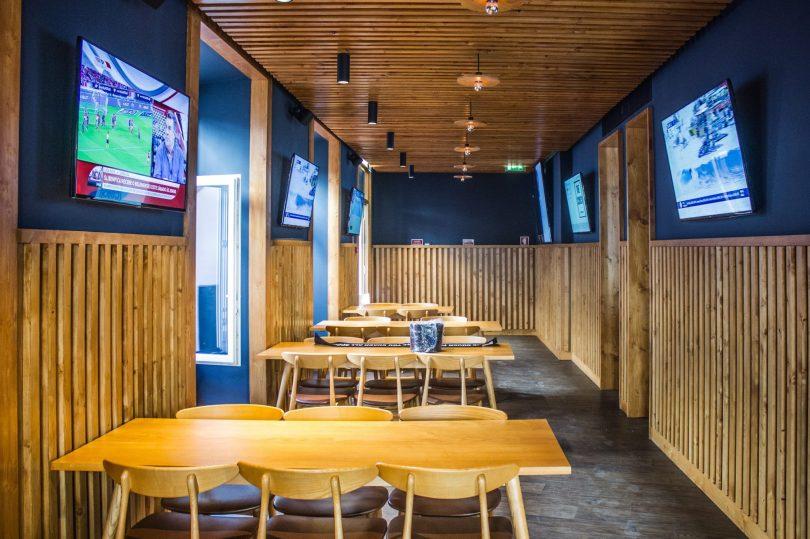The Couch Sports Bar - Cais do Sodre - Lisbonne