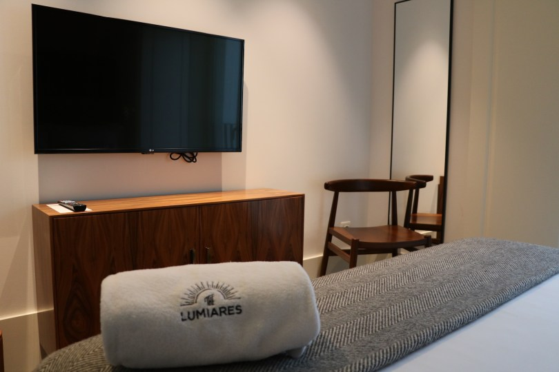 Mobilier Chambre Appartement - The Lumiares Hotel Spa - Lisbonne