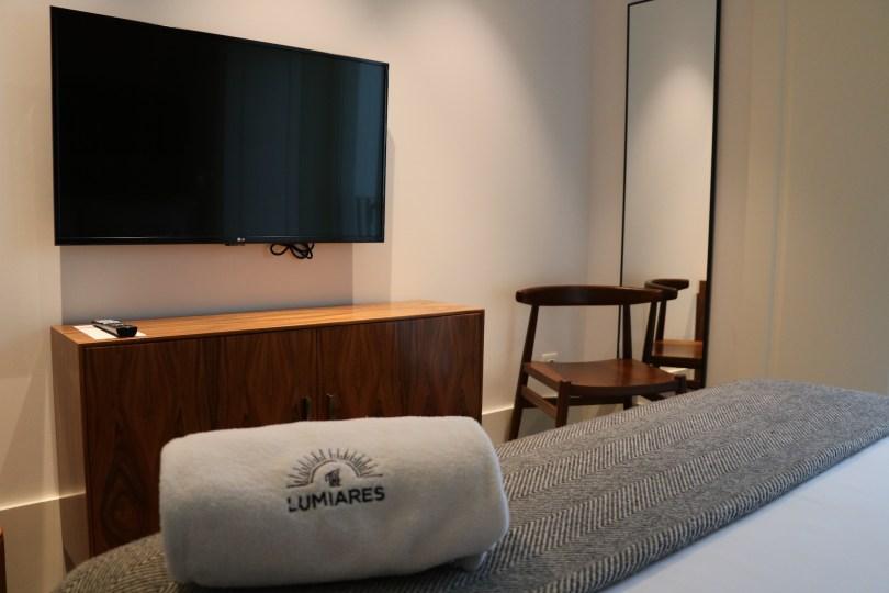 Mobilier Chambre Appartement - The Lumiares Hotel Spa - Lisbonne