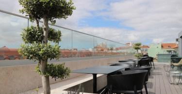 Rooftop Hotel The Lumiares - Restaurant Lumni - Lisbonne