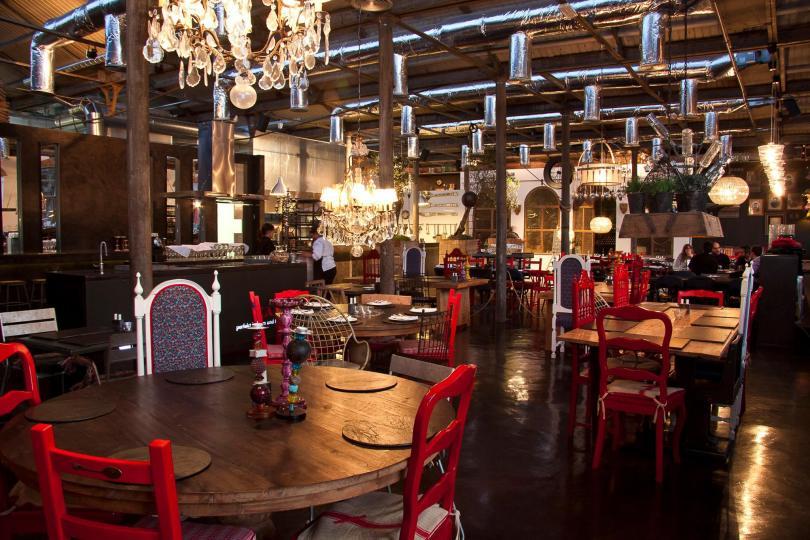 1300 Taberna - Restaurant LX Factory - Lisbonne