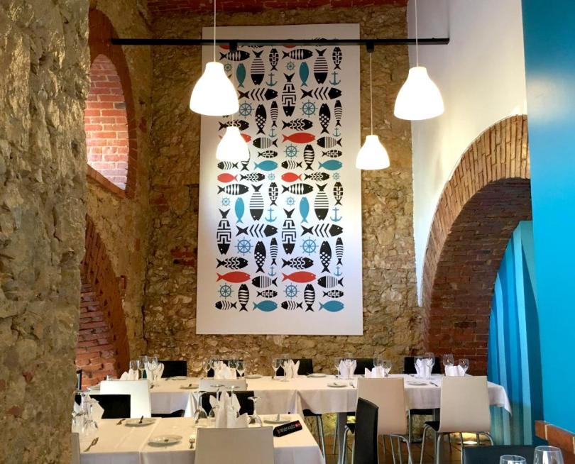 Baia do Peixe - Restaurant poisson volonte - Lisbonne