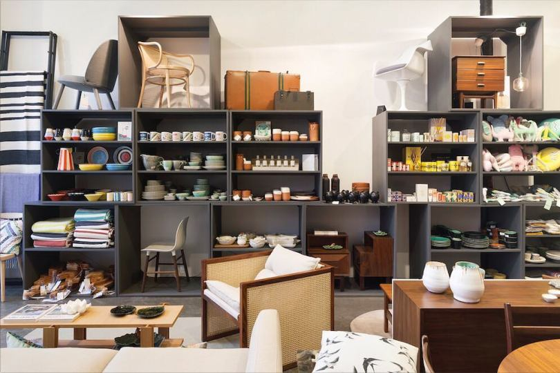 Boutique Pura Cal - Design et decoration interieure - LX Factory