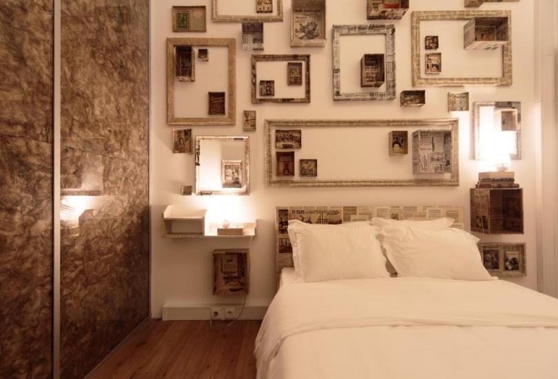 Chambre au The Dorm - Auberge de Jeunesse LX Factory - Hostel - Lisbonne