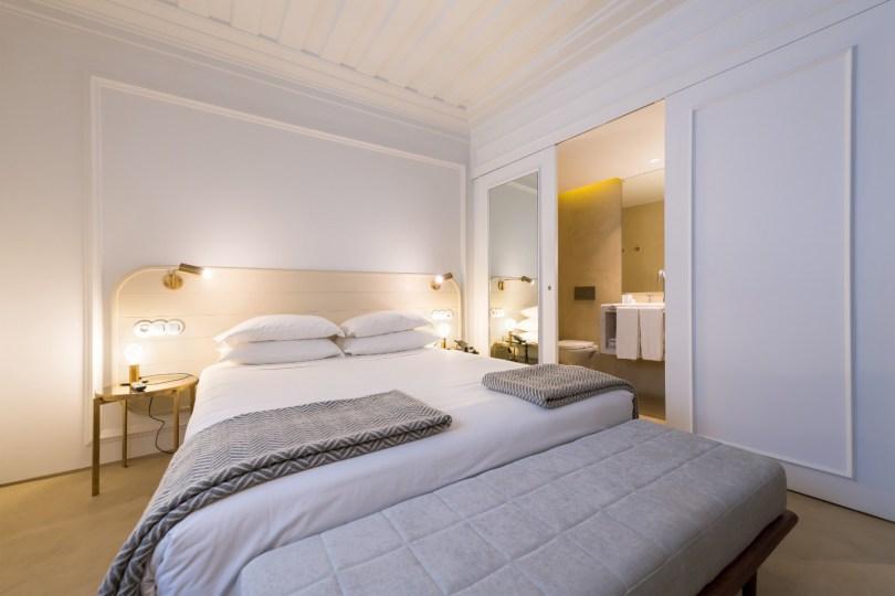 Chambre du Lisboa Pessoa Hotel - Lisbonne