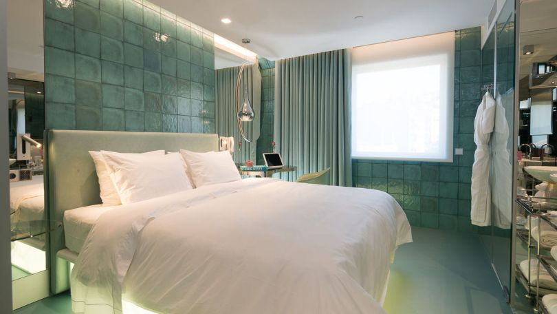 Chambre standard du WC by The Beautique Hotels - Lisbonne
