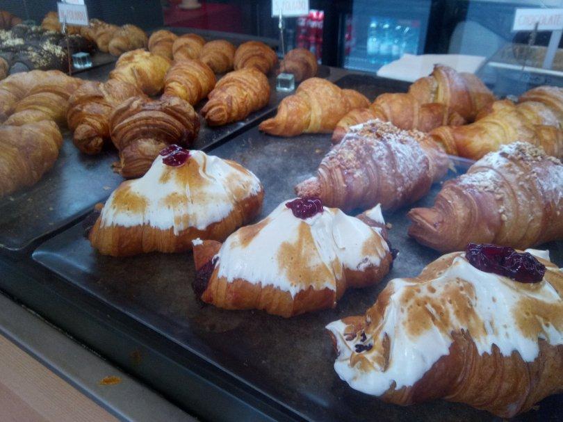 Croissants de chez Sam Croissants - Lisbonne