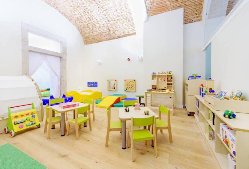 Espace pour les enfants - Martinhal Family Chiado - Hotel Lisbonne