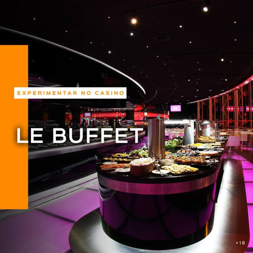 Le Buffet - Restaurant buffet a volonte - Casino Lisbonne