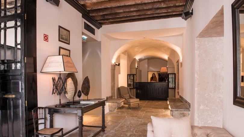 Reception hotel Almalusa Baixa Chiado - Hotel 4 etoiles - Lisbonne