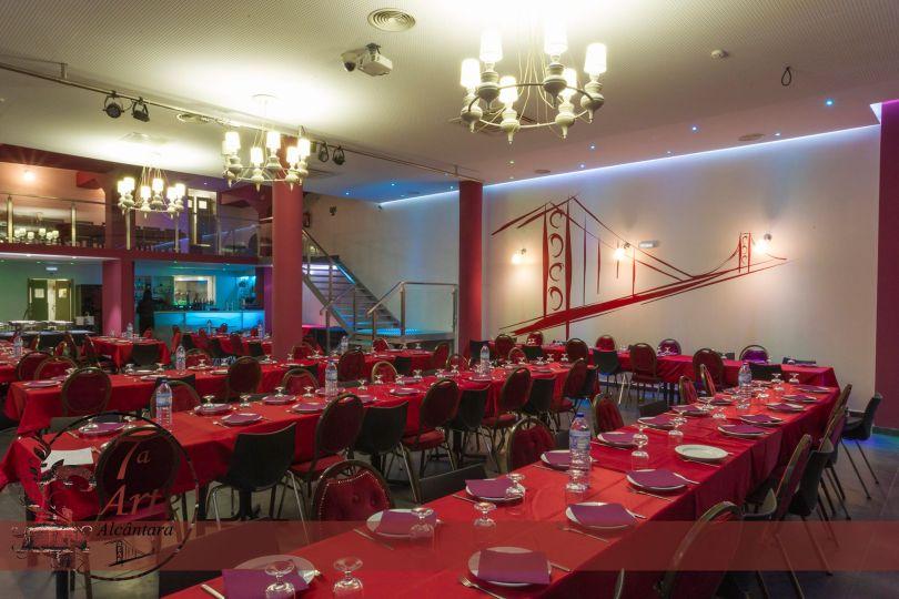 Restaurant 7a Arte Alcantara - Buffet a volonte - Karaoke - Lisbonne