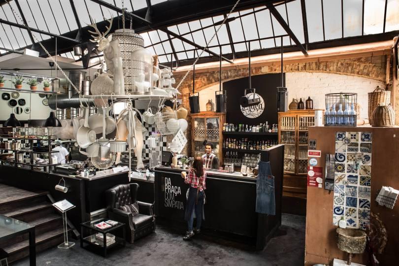 Restaurant A Praca - Lx Factory - Lisbonne