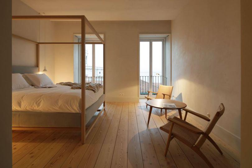 Suite du Santa Clara 1728 - Hotel - Lisbonne
