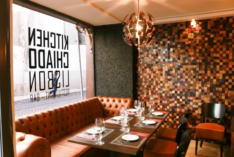 Restaurant Kitchen Chiado - Style Cosy - Lisbonne