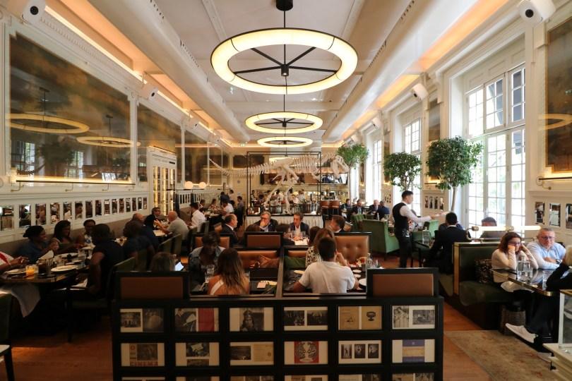 Salle restaurant JNcQUOI - Lisbonne