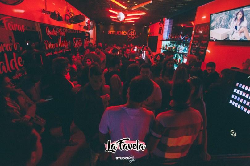 Discotheque Studio 44 Club - Lisbonne