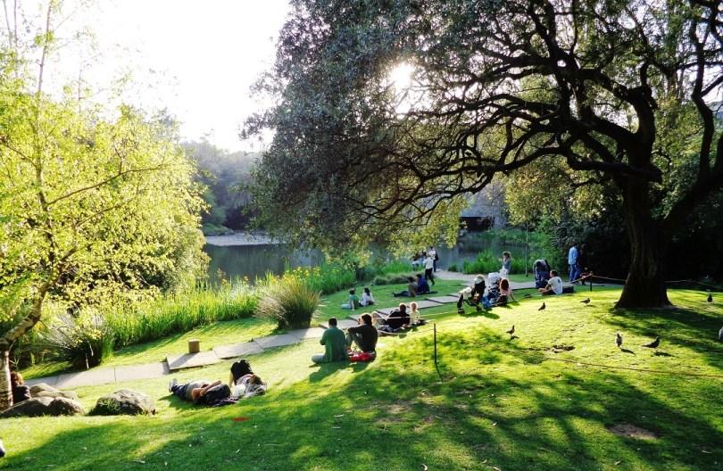 Jardins de la Fondation Gulbenkian - Lisbonne