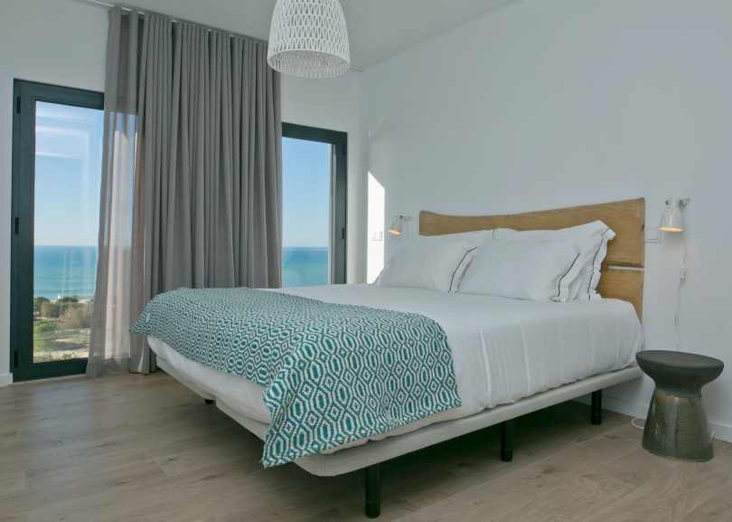 Chambre avec vue sur mer - Hotel You and the Sea - Ericeira - Portugal