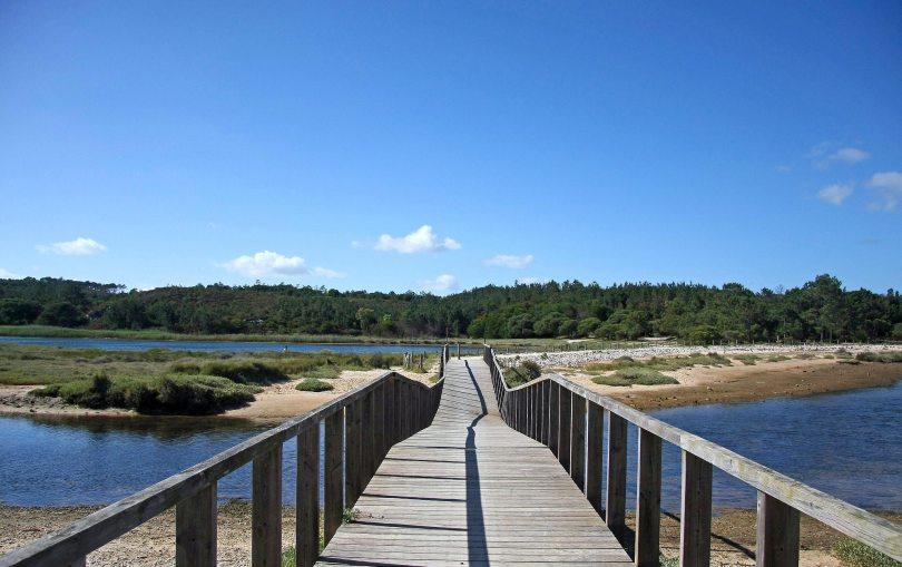 Lagune de Obidos - Portugal