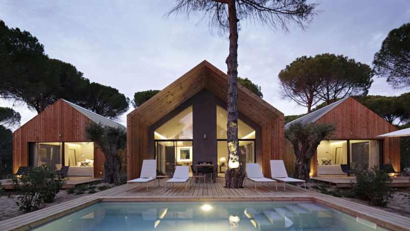 Villas du Sublime Comporta avec piscine - Portugal