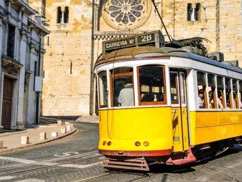 Lisbon StreetTrolly Portugal