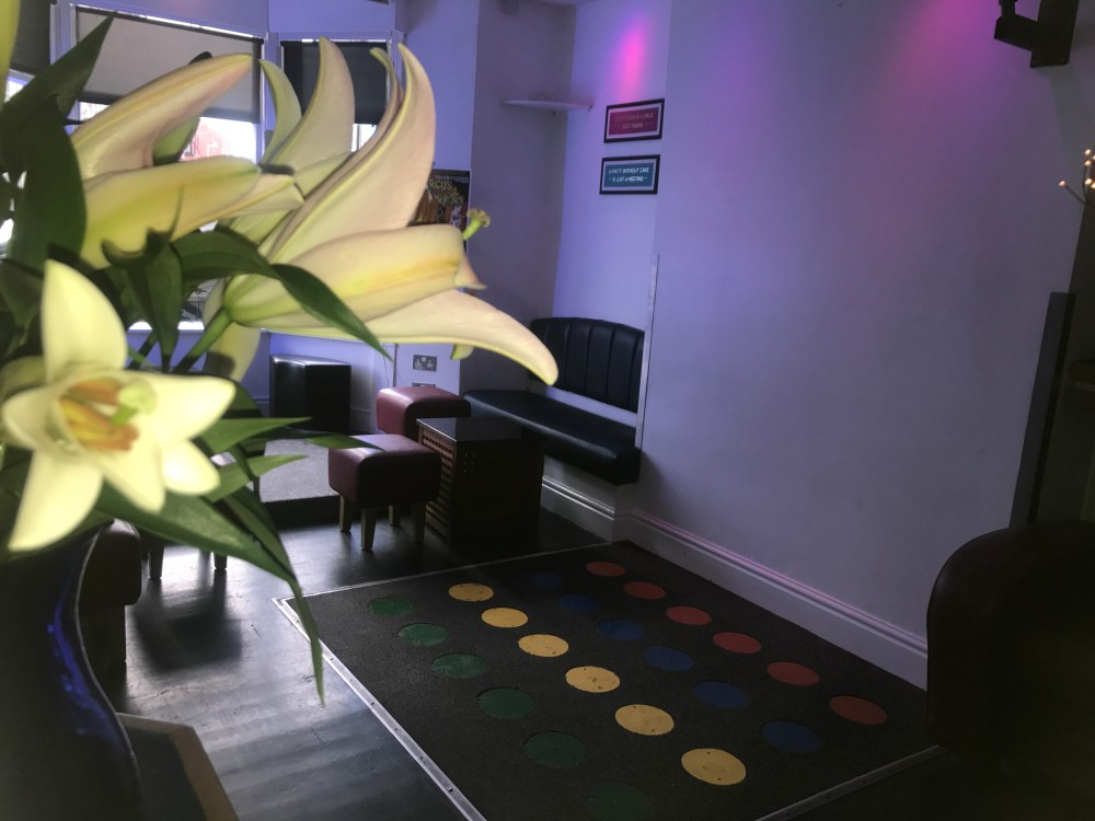 Weekend Blackpool Blue Group Hotel Bar