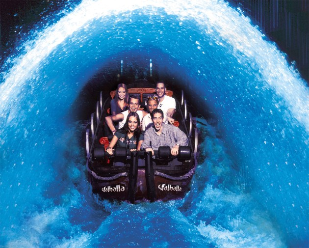 Valhalla Blackpool Pleasure Beach Groups
