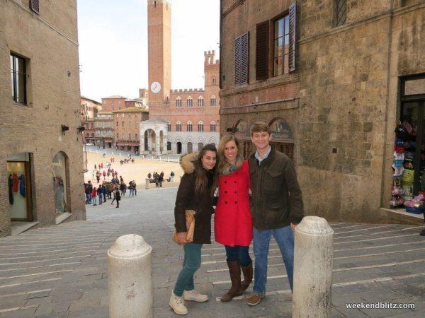Elisabetta, Jeffrey & me
