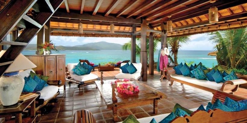 Necker Island Lounge
