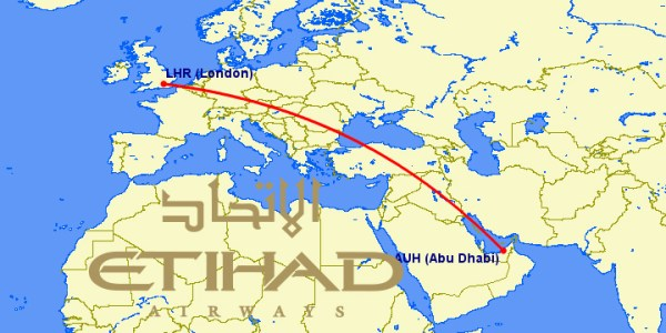 etihad a380 routes