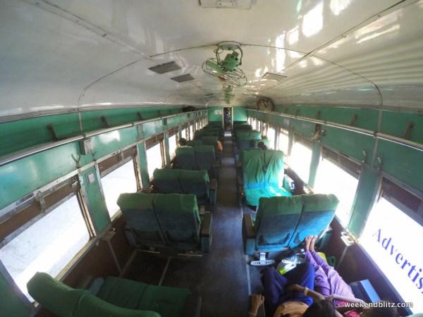 """""""Upper Class"""" seats"""