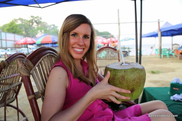 World's largest coconut
