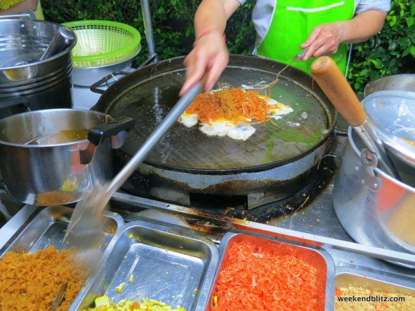 Bangkok's street food is arguably the best food in the world