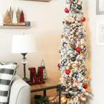 Buffalo Check Pencil Christmas Tree Weekend Craft