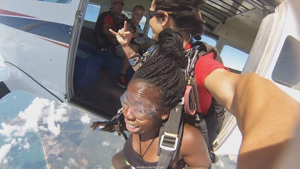 skydiving Australia 2