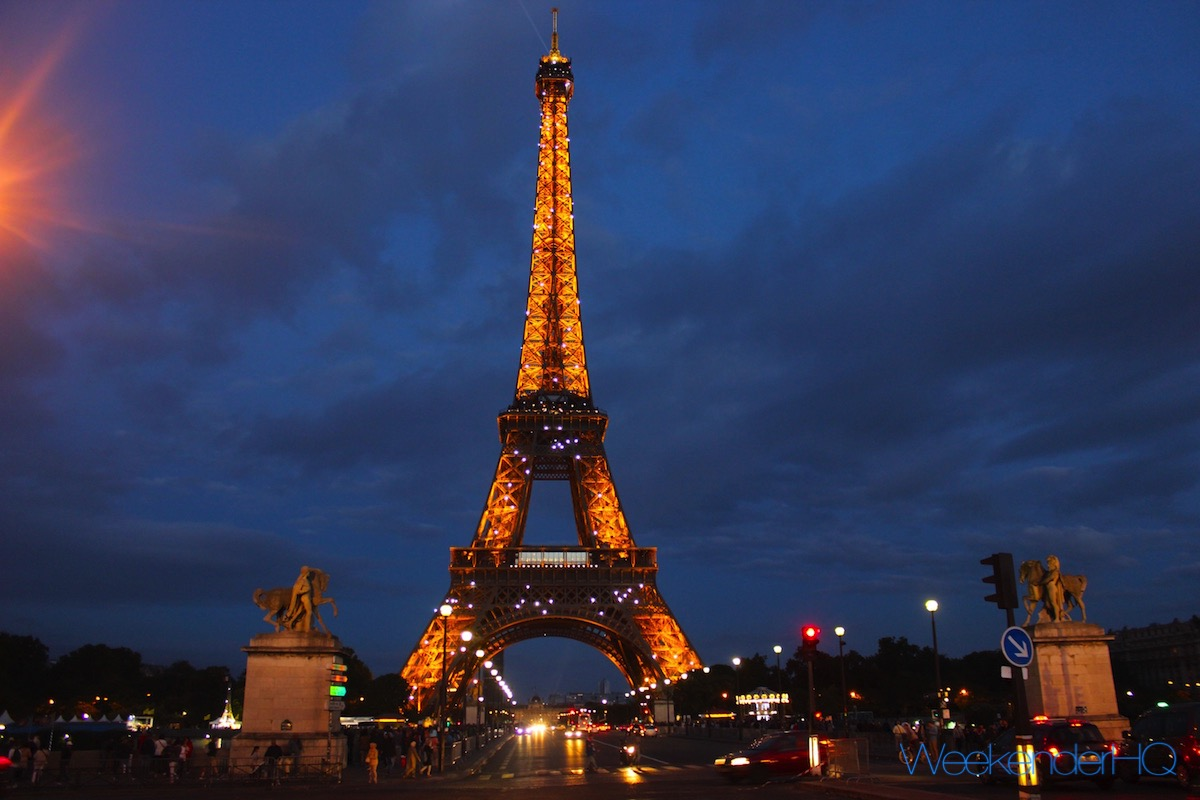 7 things you probably didn't know about the eiffel tower