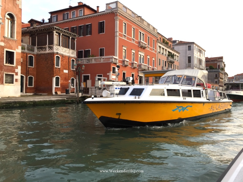 Venice Water Transport