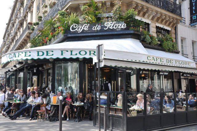eat in paris