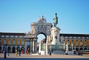 things to do in Lisbon Praca do Comercio