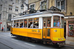 things to do in Lisbon Tram 28