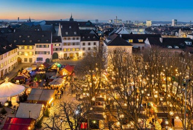 Christmas Market - Basel